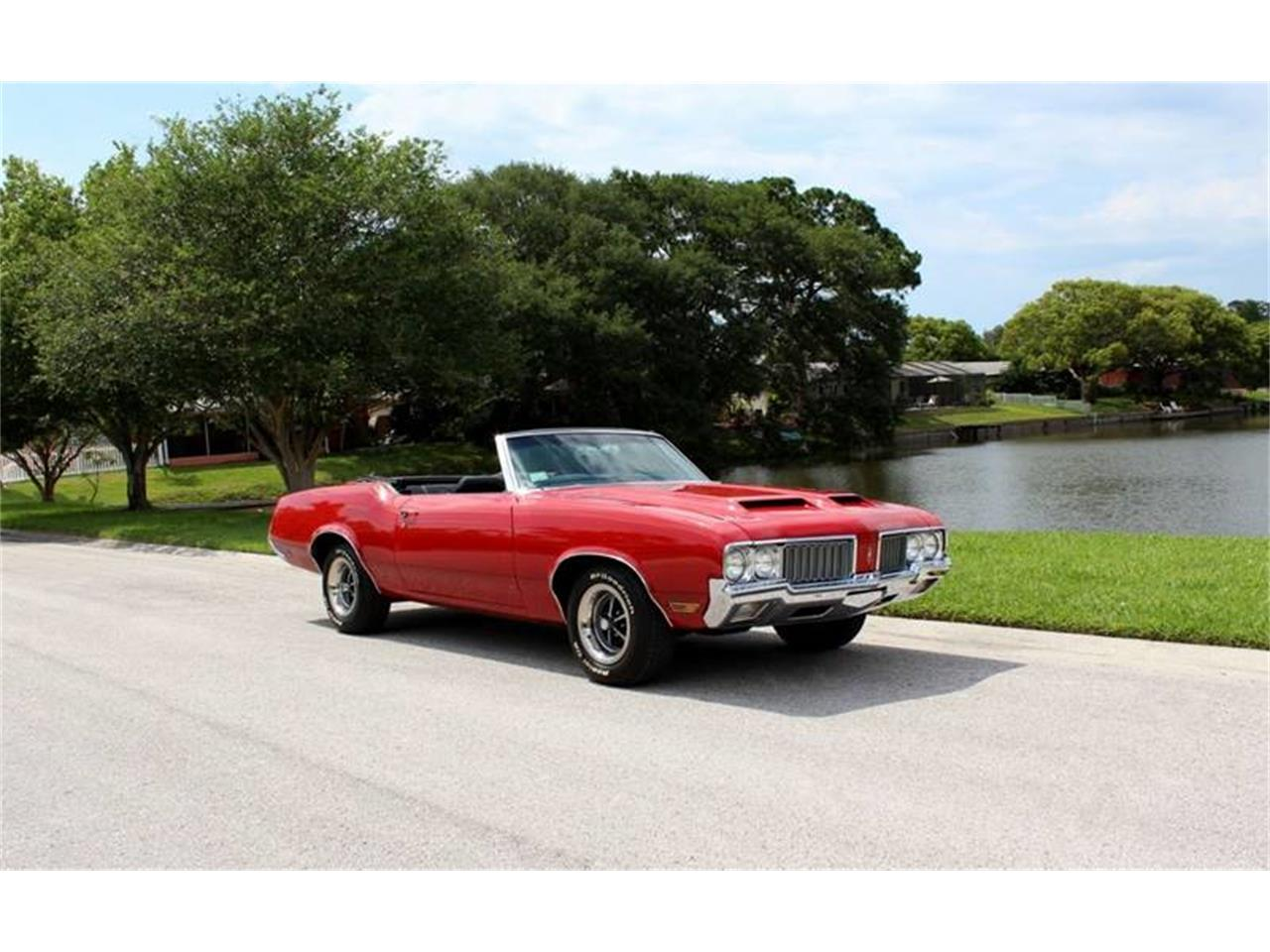 Large Picture of Classic '70 Cutlass located in Florida - $32,900.00 - Q478