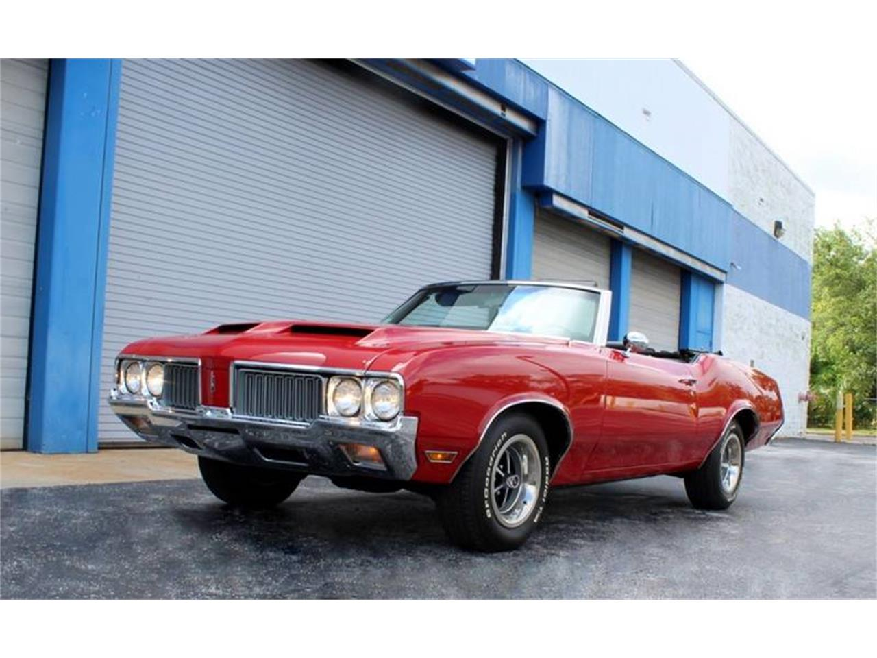 Large Picture of Classic '70 Oldsmobile Cutlass located in Clearwater Florida - $32,900.00 - Q478