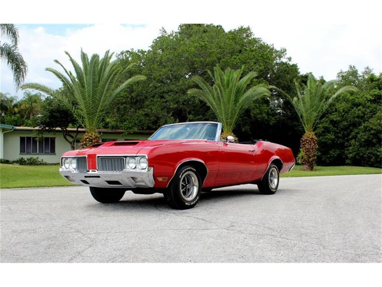 Large Picture of Classic 1970 Cutlass located in Florida - $32,900.00 Offered by PJ's Auto World - Q478
