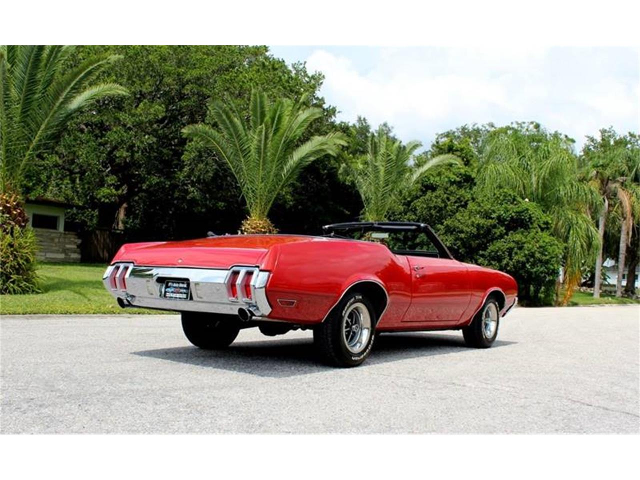 Large Picture of Classic 1970 Oldsmobile Cutlass - $32,900.00 - Q478