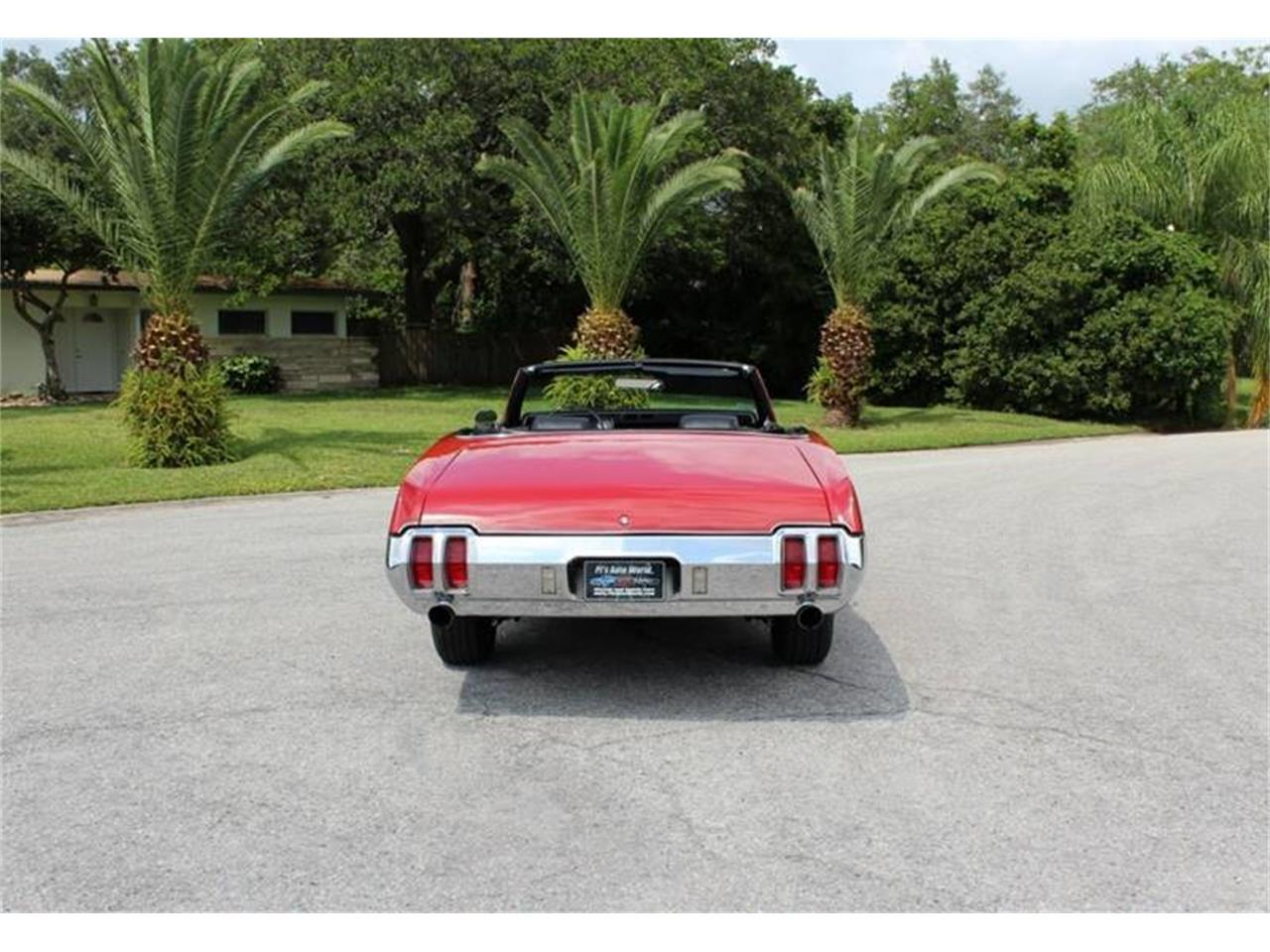 Large Picture of Classic '70 Oldsmobile Cutlass - Q478