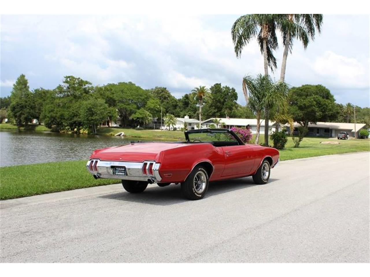 Large Picture of Classic '70 Oldsmobile Cutlass Offered by PJ's Auto World - Q478