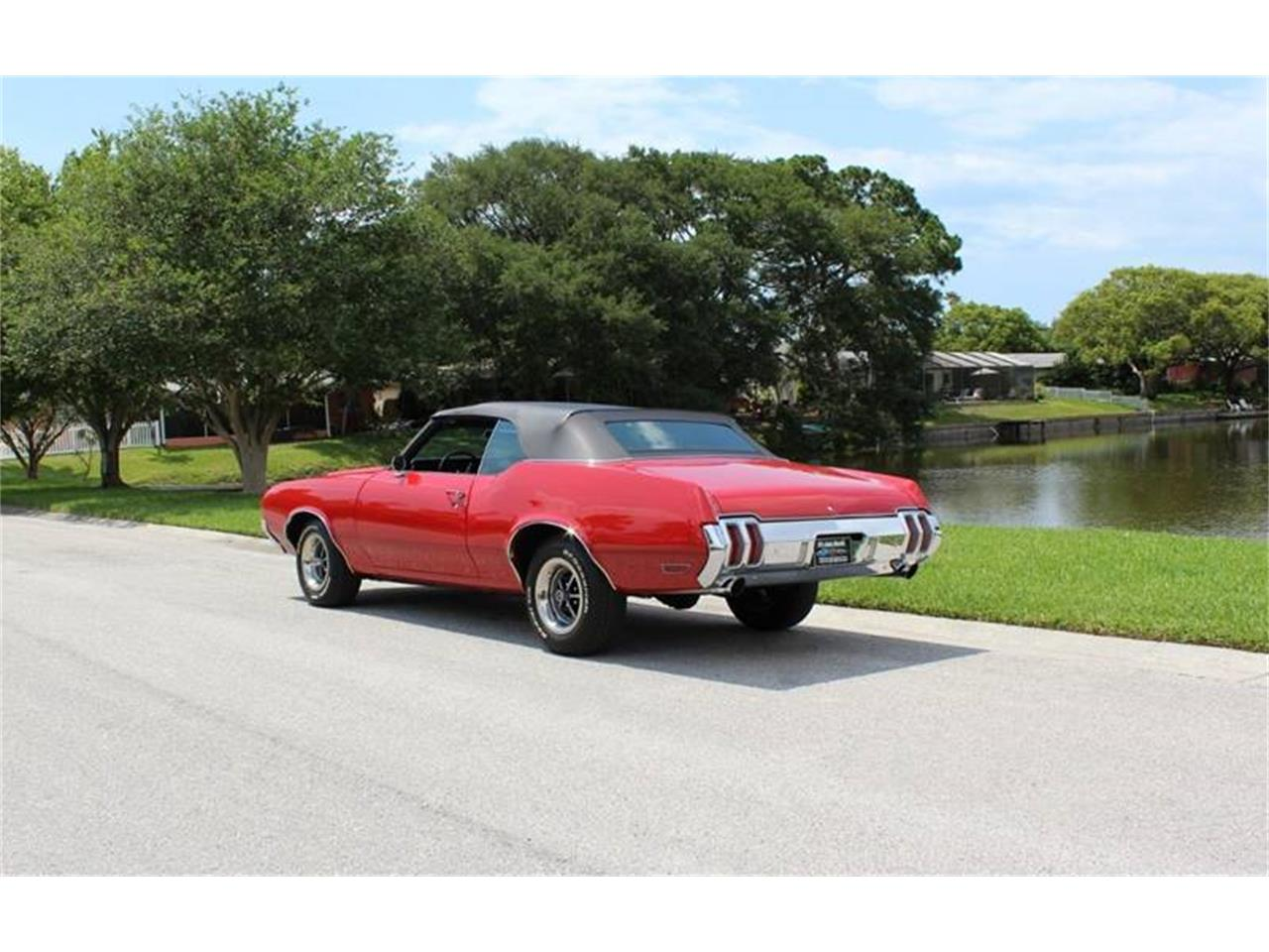 Large Picture of Classic 1970 Oldsmobile Cutlass located in Florida - $32,900.00 - Q478
