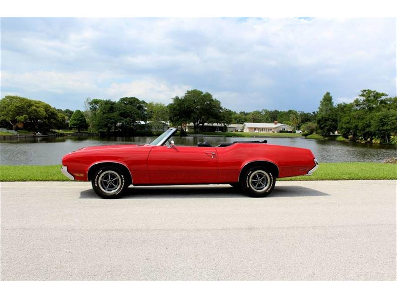 Large Picture of Classic '70 Cutlass - Q478