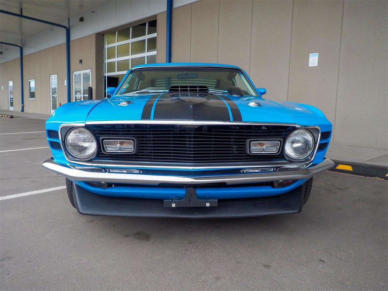 Large Picture of '70 Mustang Mach 1 - Q47C