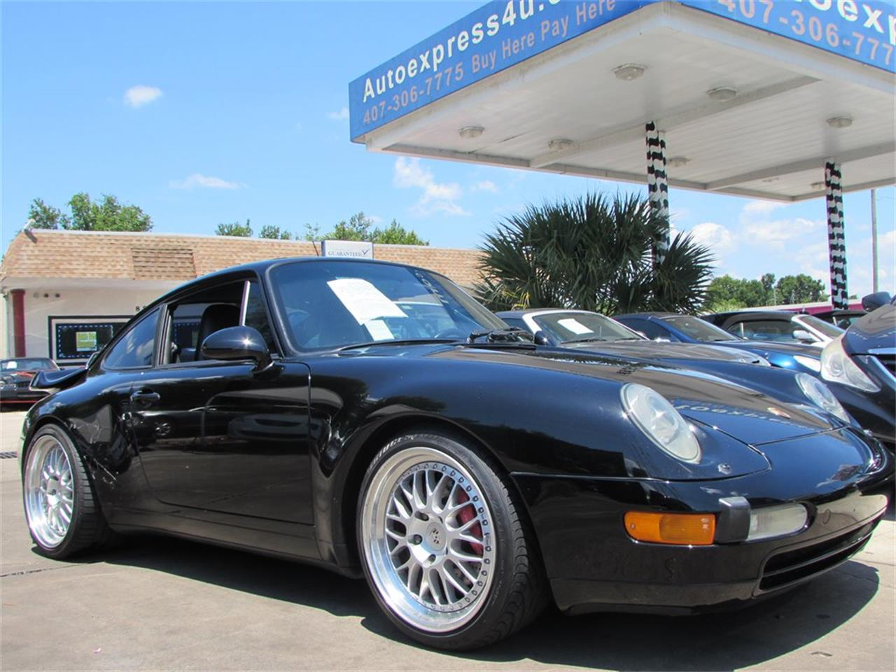 Large Picture of '96 Porsche 911 Carrera located in Florida Offered by Auto Express - Q47E