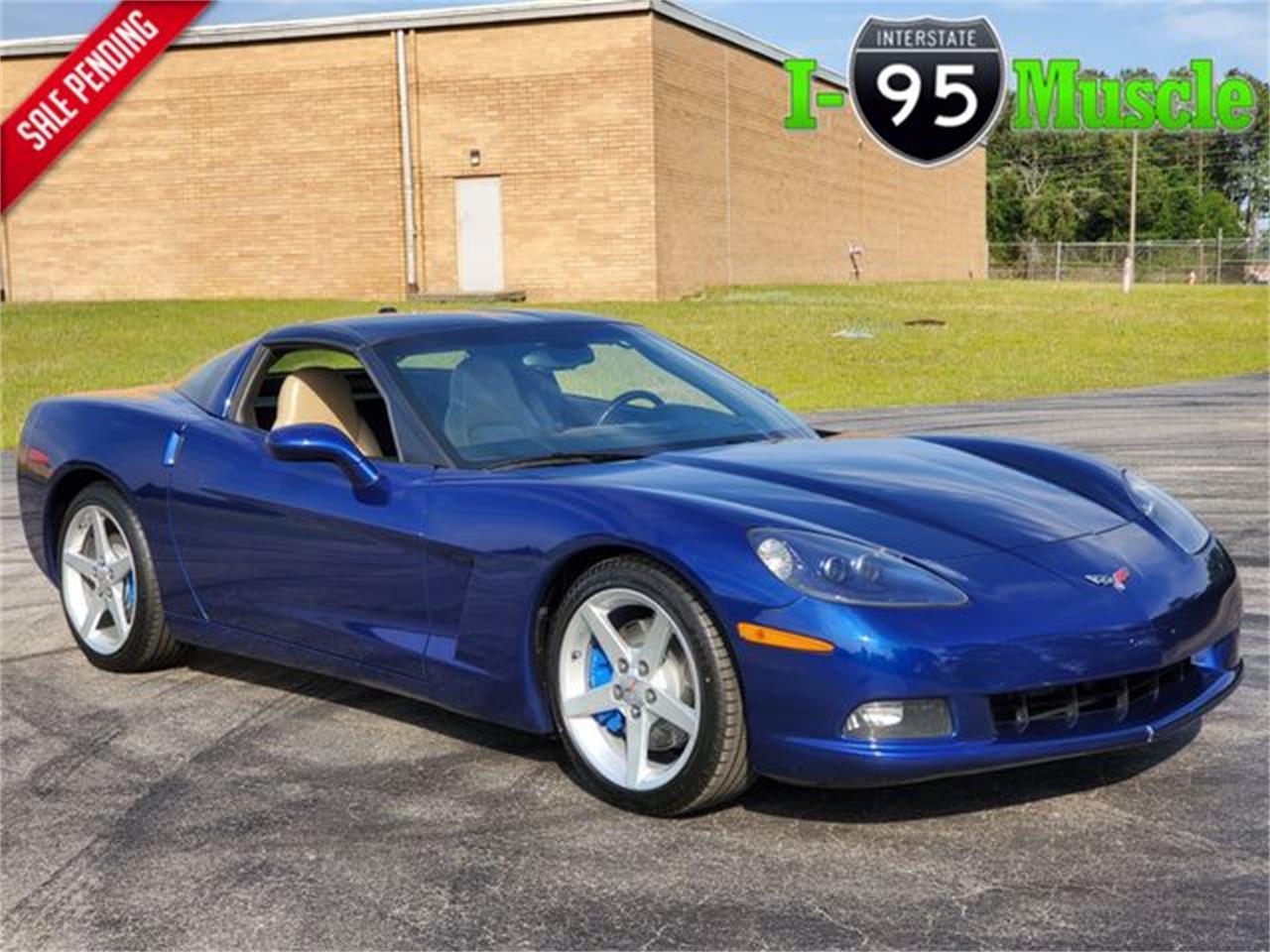 2005 Corvette For Sale >> 2005 Chevrolet Corvette For Sale Classiccars Com Cc 1218516