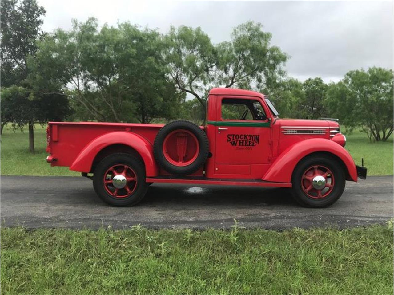 Large Picture of '45 Diamond T Pickup located in Fredericksburg Texas - $37,500.00 Offered by Street Dreams Texas - Q47P