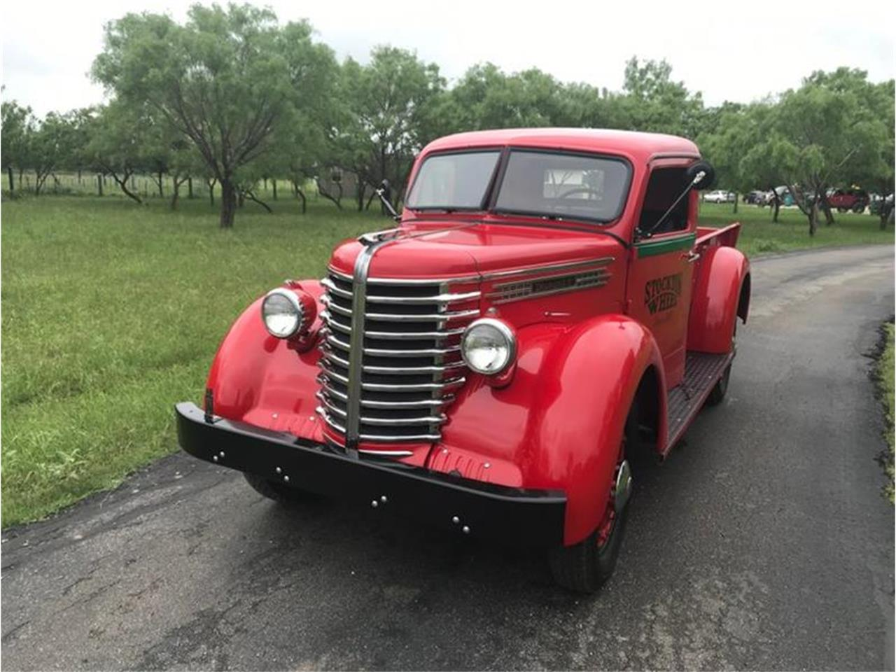 Large Picture of '45 Pickup - Q47P