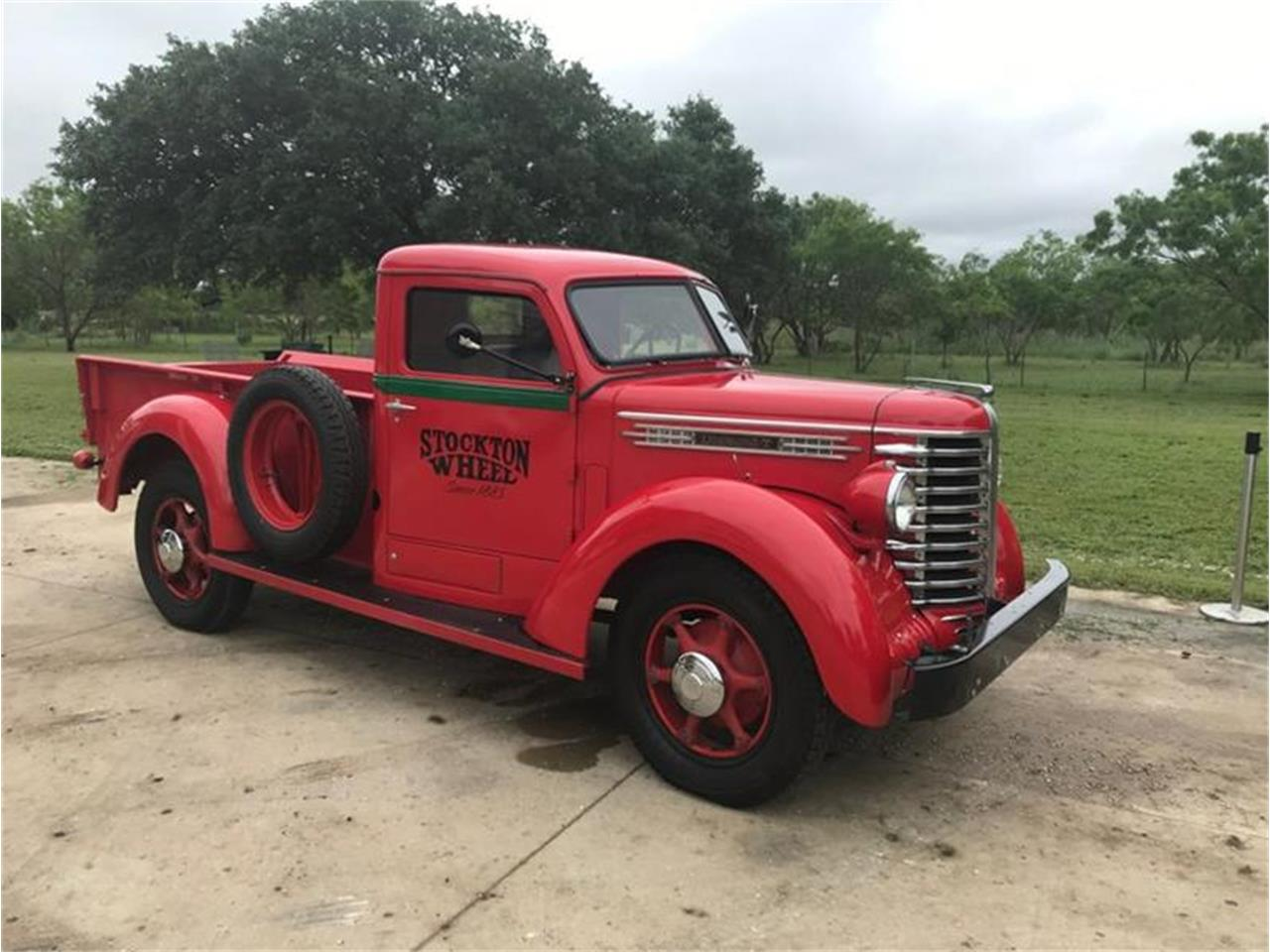 Large Picture of Classic '45 Diamond T Pickup located in Fredericksburg Texas Offered by Street Dreams Texas - Q47P