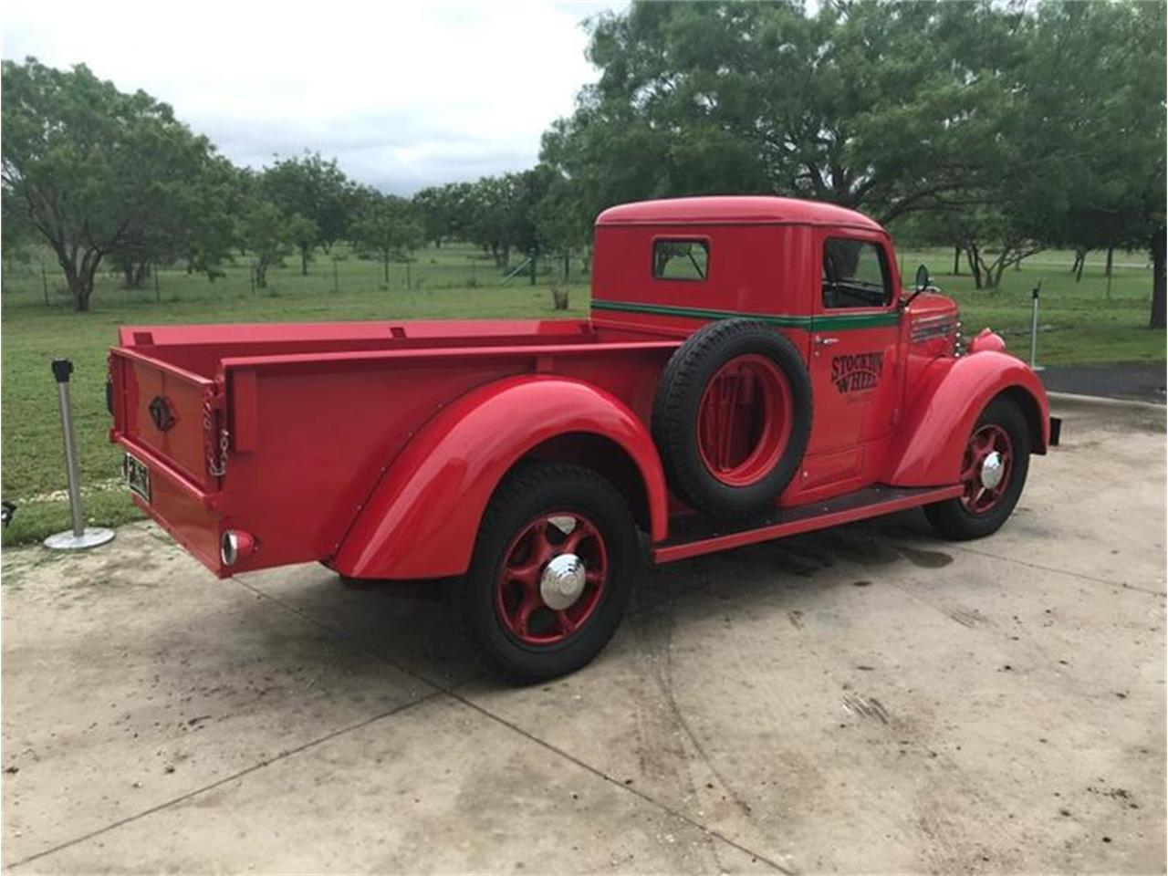 Large Picture of Classic 1945 Diamond T Pickup located in Texas - $37,500.00 - Q47P