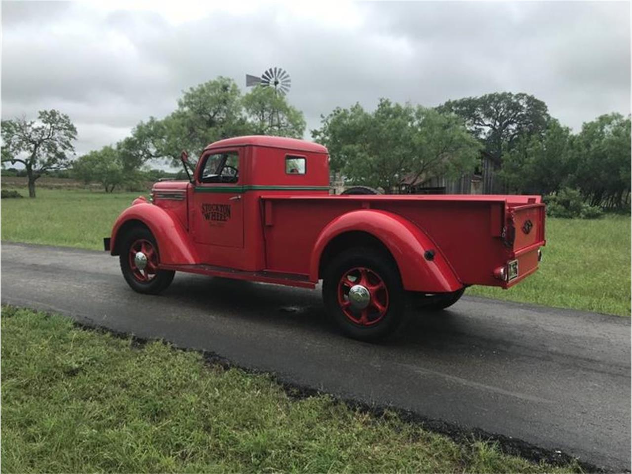 Large Picture of Classic '45 Diamond T Pickup - $37,500.00 Offered by Street Dreams Texas - Q47P