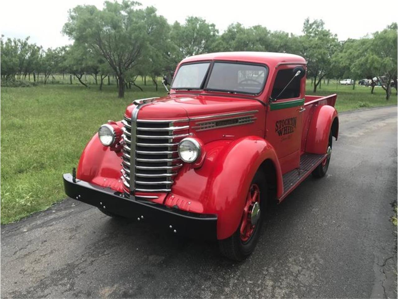 Large Picture of Classic 1945 Pickup Offered by Street Dreams Texas - Q47P