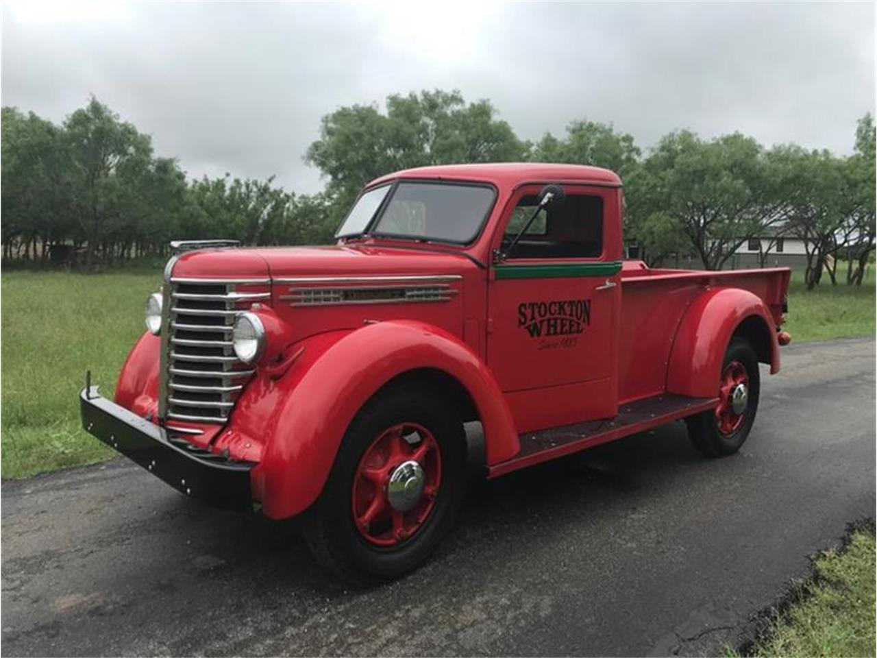 Large Picture of Classic '45 Diamond T Pickup located in Texas - Q47P