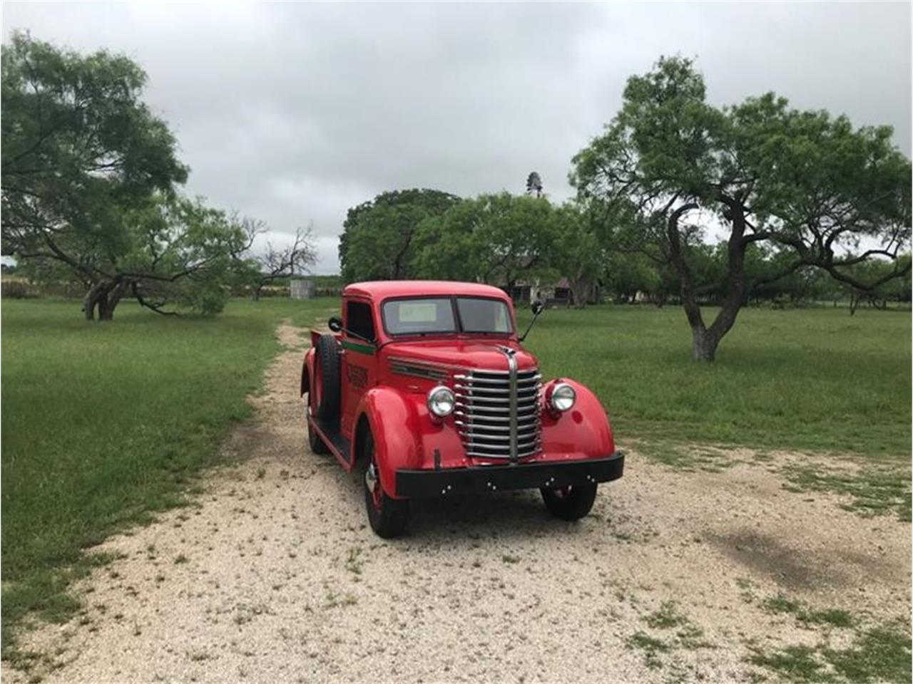 Large Picture of '45 Diamond T Pickup Offered by Street Dreams Texas - Q47P