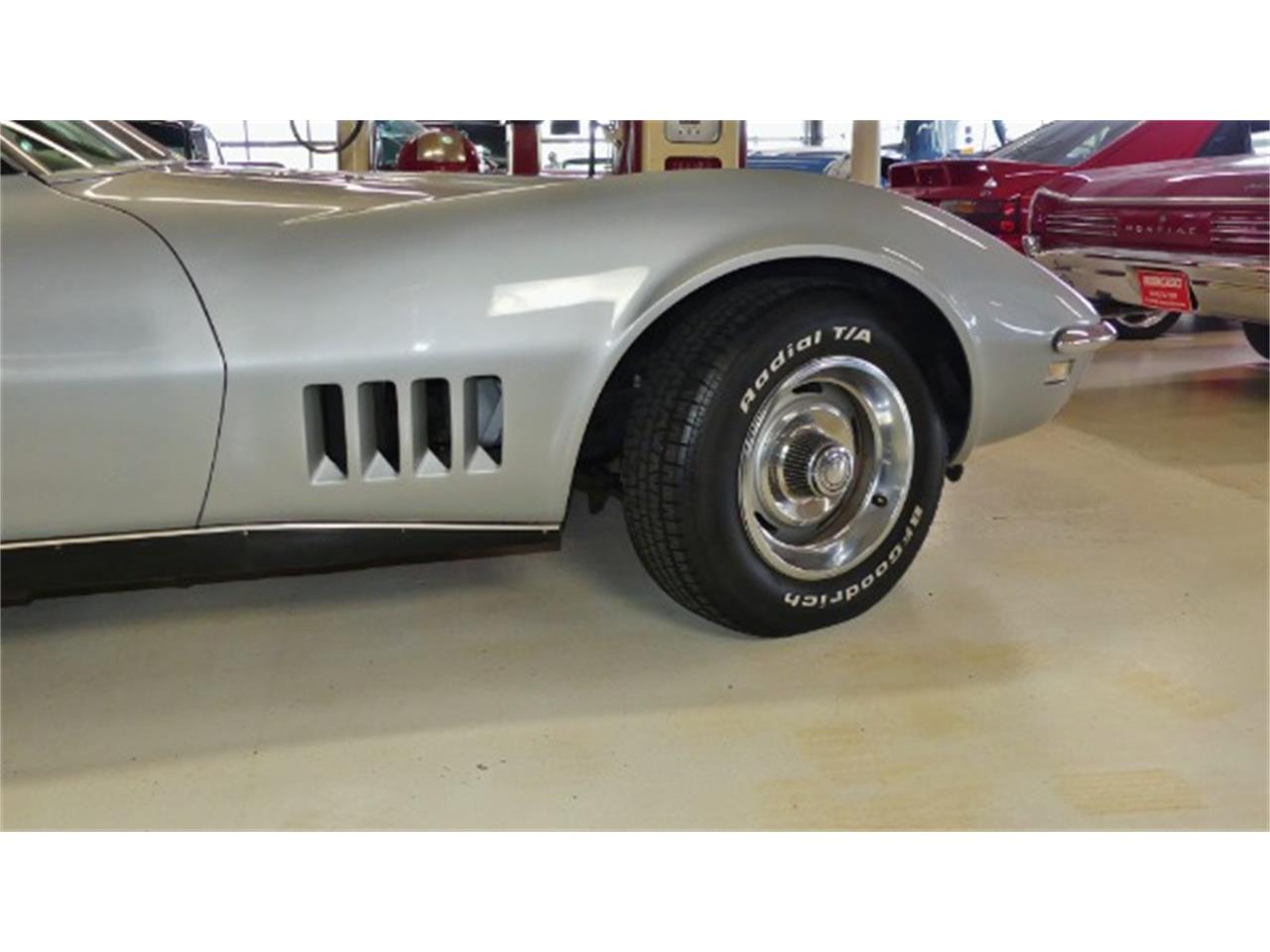 Large Picture of Classic 1968 Corvette located in Columbus Ohio - Q47R