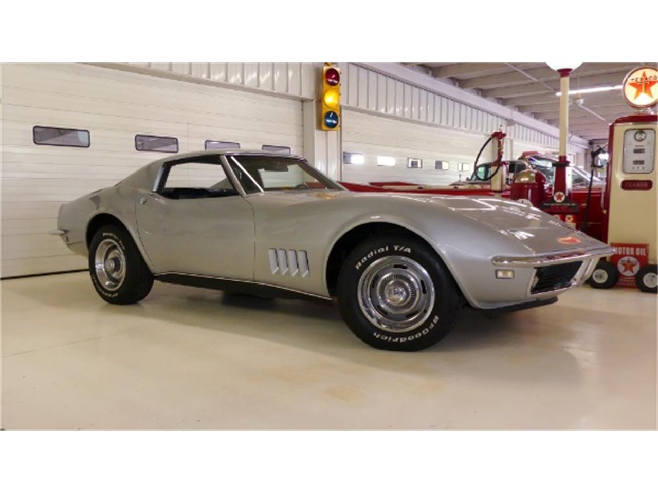 Large Picture of Classic '68 Chevrolet Corvette located in Columbus Ohio - $56,995.00 - Q47R