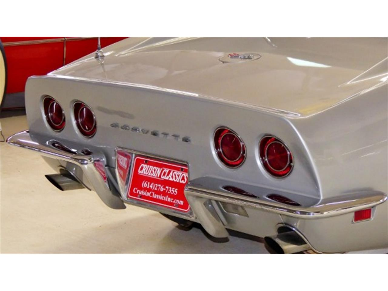 Large Picture of Classic '68 Chevrolet Corvette Offered by Cruisin Classics - Q47R