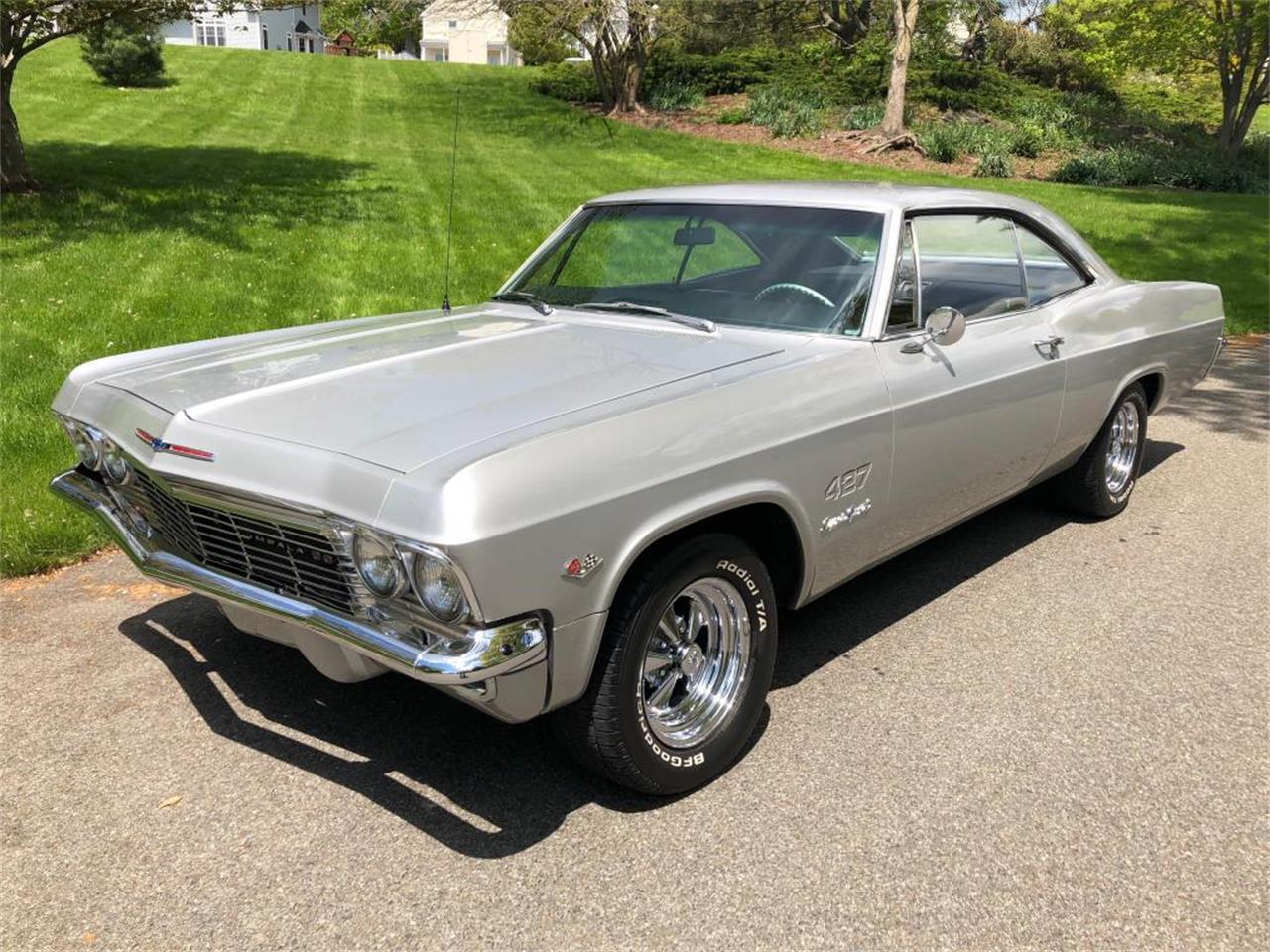 Large Picture of Classic '65 Chevrolet Impala located in Milford City Connecticut - $34,000.00 Offered by Napoli Classics - Q47Y