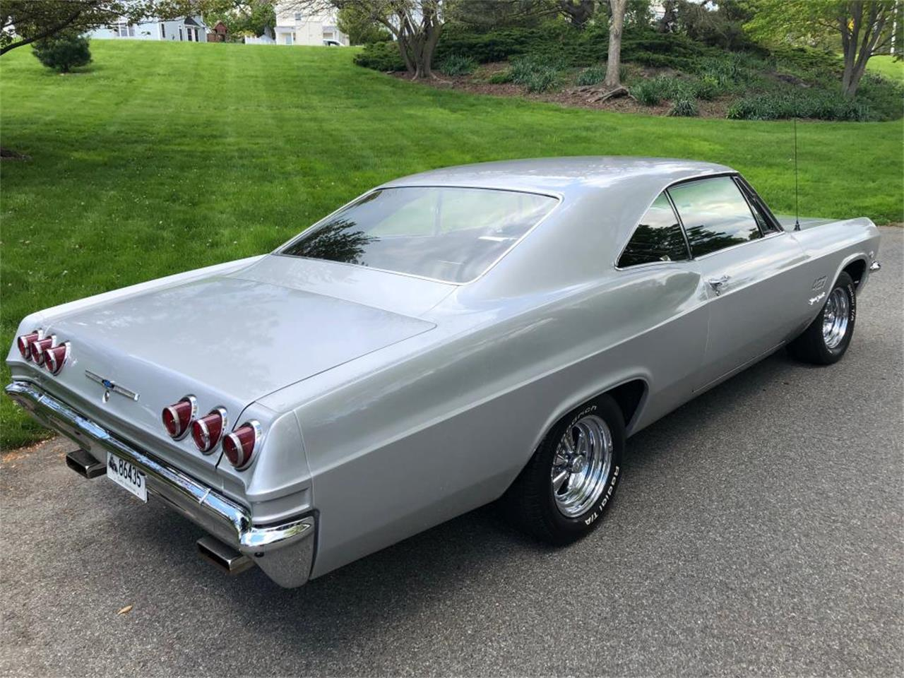 Large Picture of 1965 Impala located in Milford City Connecticut Offered by Napoli Classics - Q47Y