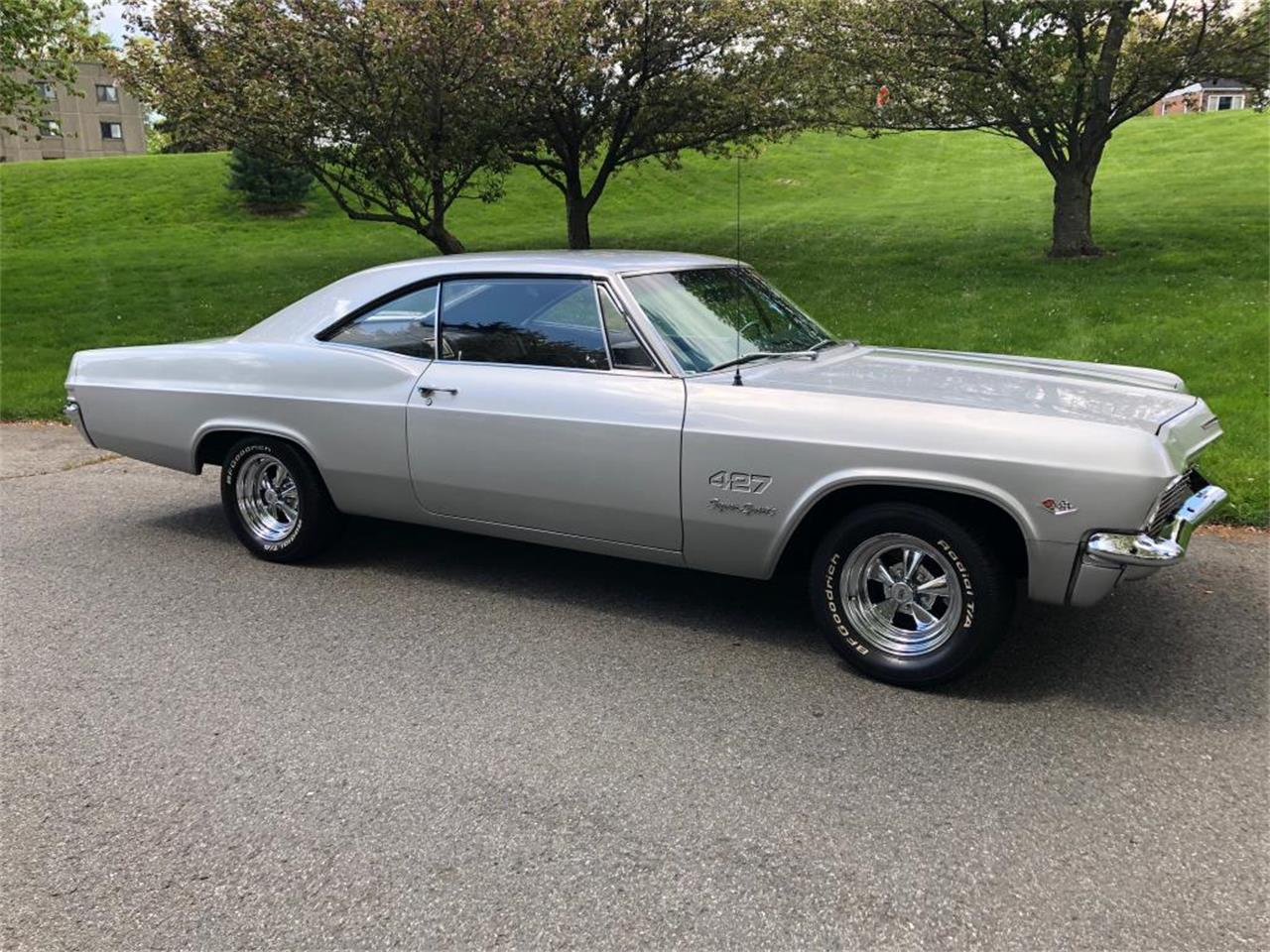 Large Picture of '65 Chevrolet Impala located in Connecticut - $34,000.00 Offered by Napoli Classics - Q47Y