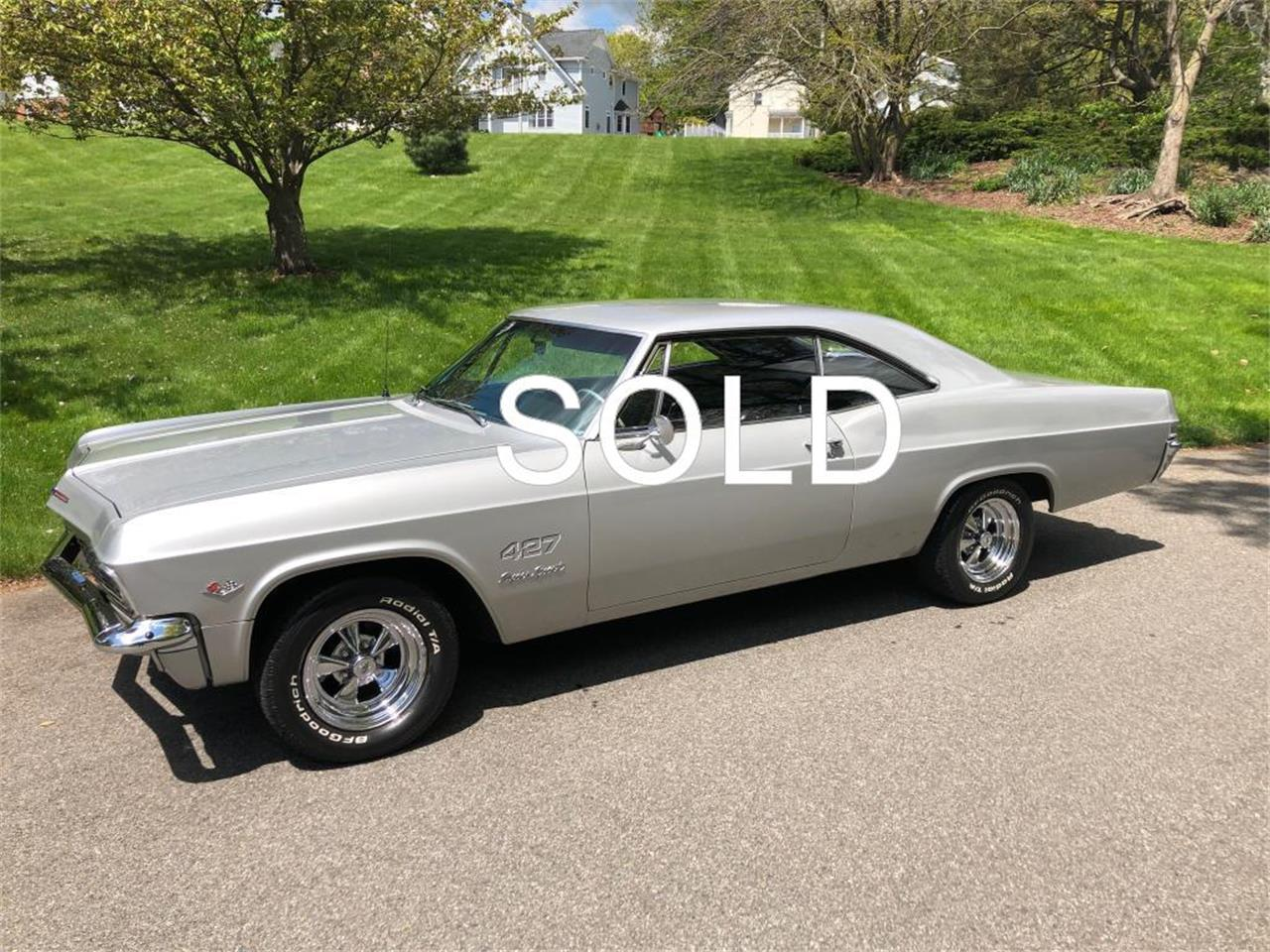 Large Picture of Classic '65 Impala Offered by Napoli Classics - Q47Y