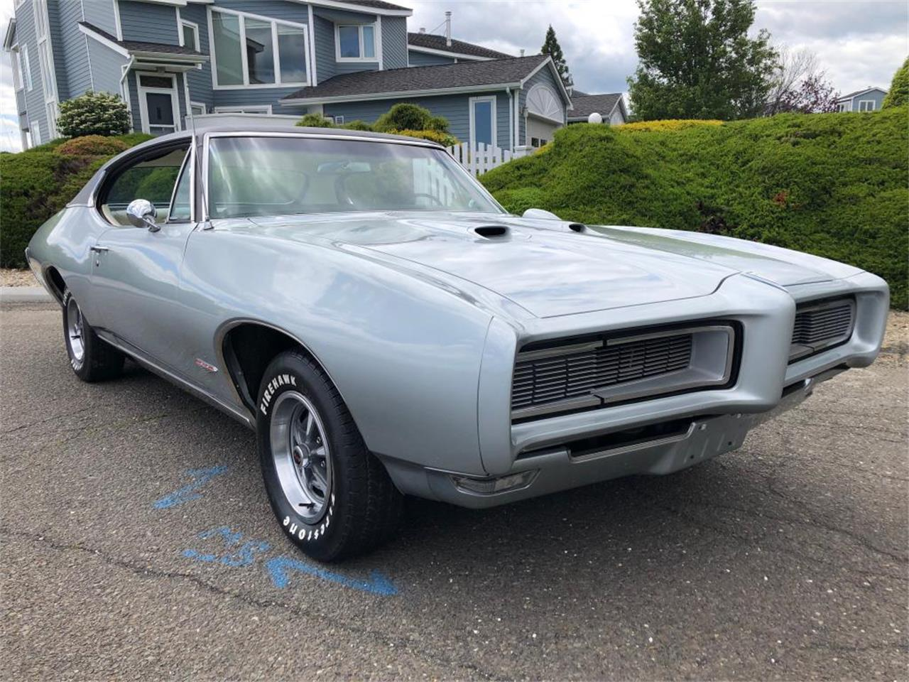 Large Picture of '68 GTO - Q47Z