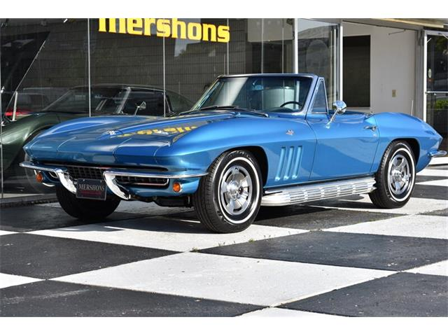 Picture of '66 Corvette - Q485