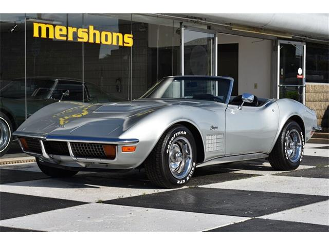 Picture of '72 Corvette - Q487