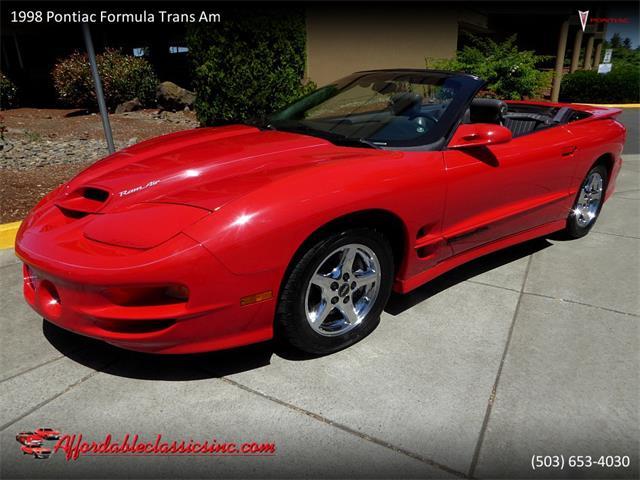 Picture of '98 Firebird Formula - Q48B