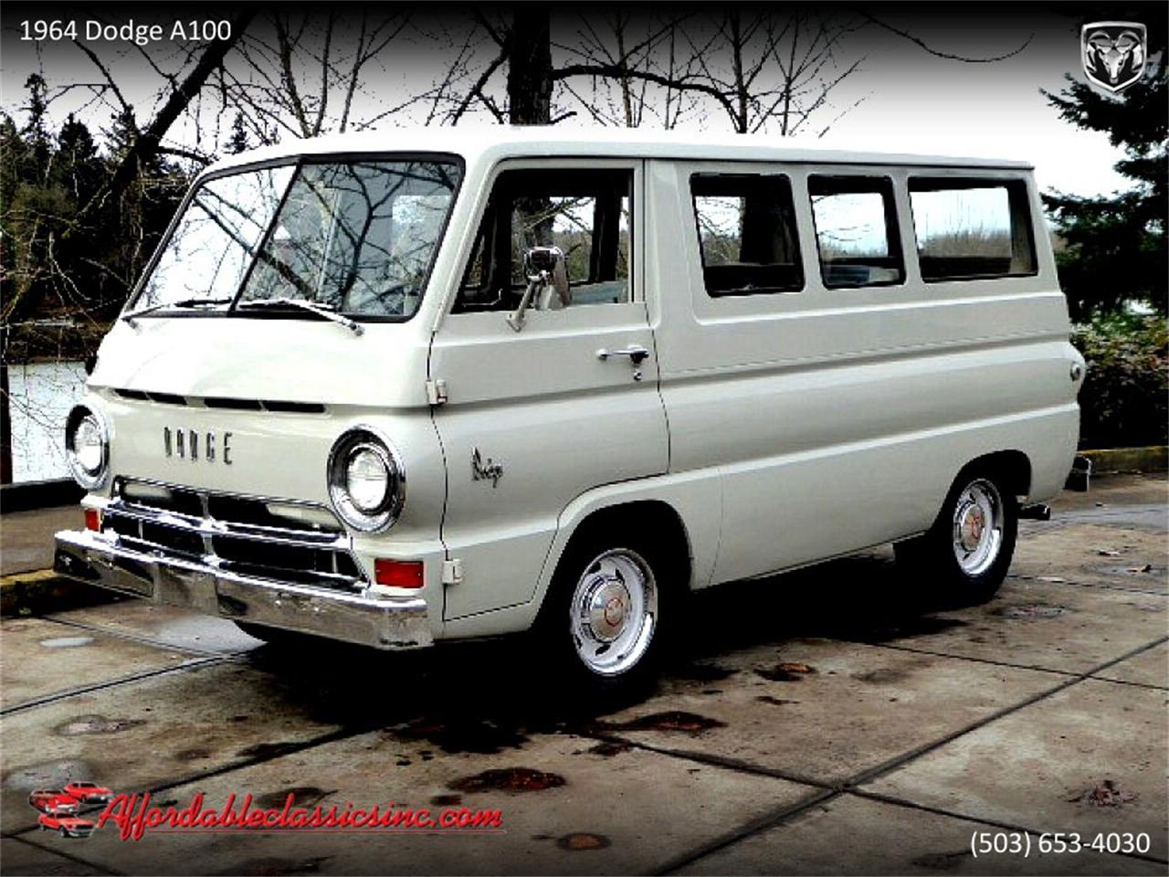 Dodge A100 For Sale >> For Sale 1964 Dodge A100 In Gladstone Oregon