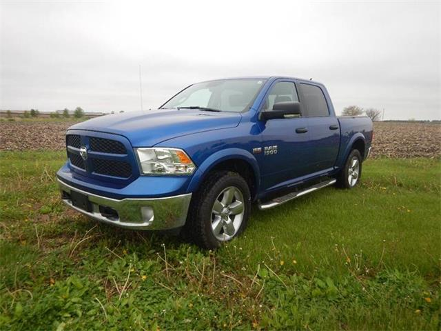 Picture of '16 Ram 1500 - Q48K
