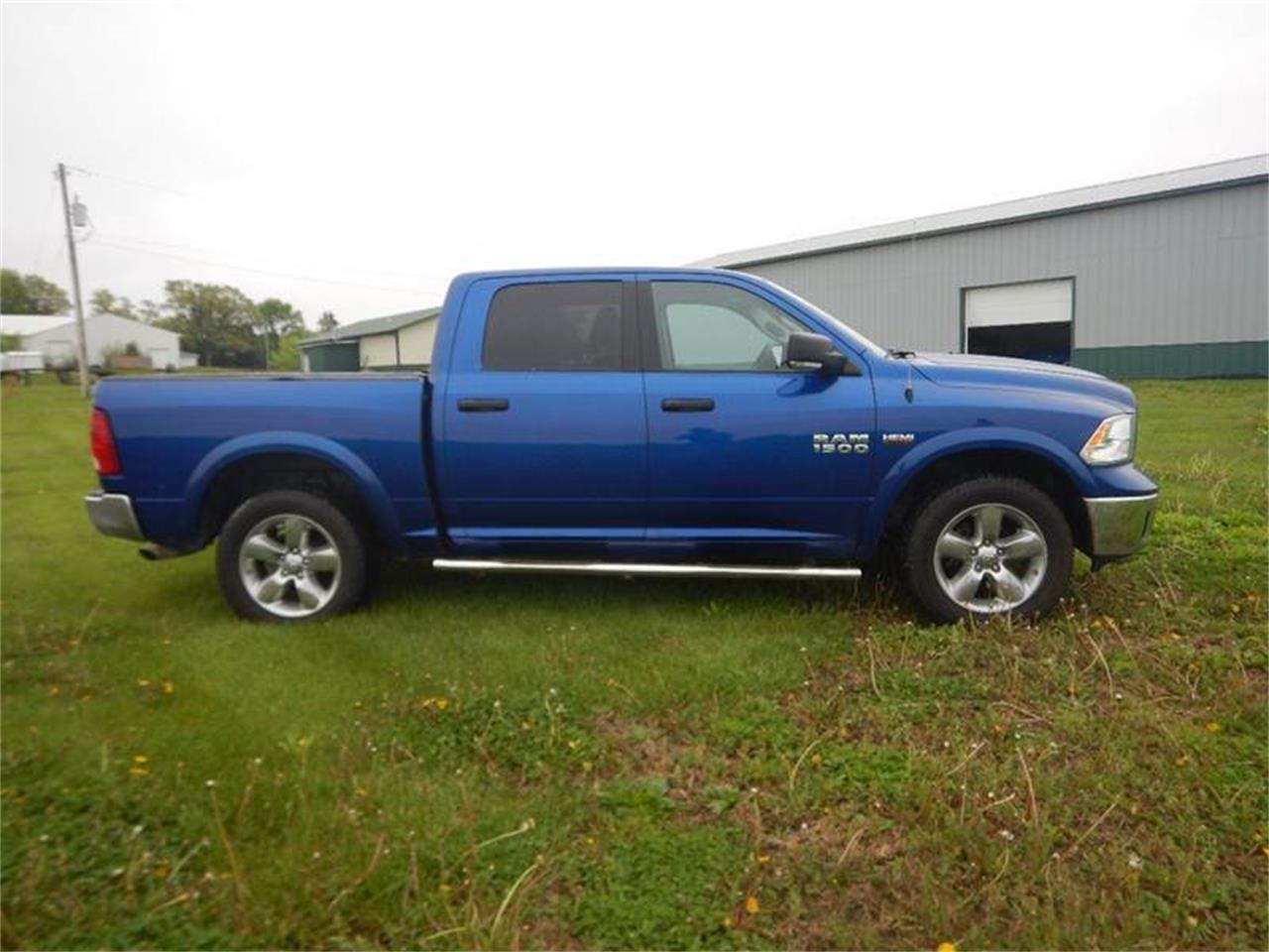 Large Picture of '16 Ram 1500 - Q48K