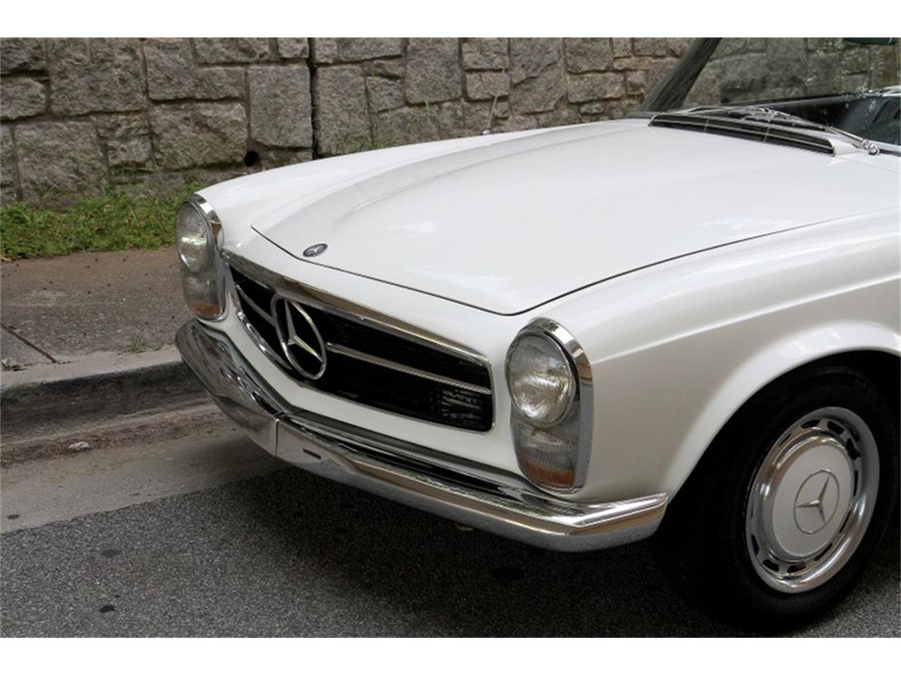 Large Picture of '66 230SL - Q48N