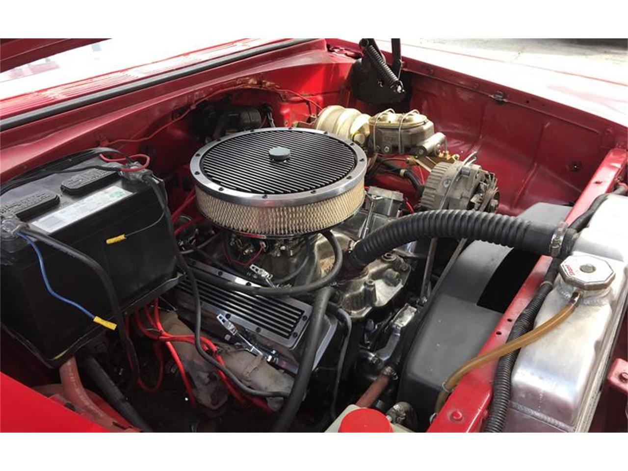 Large Picture of '55 Bel Air - Q48V