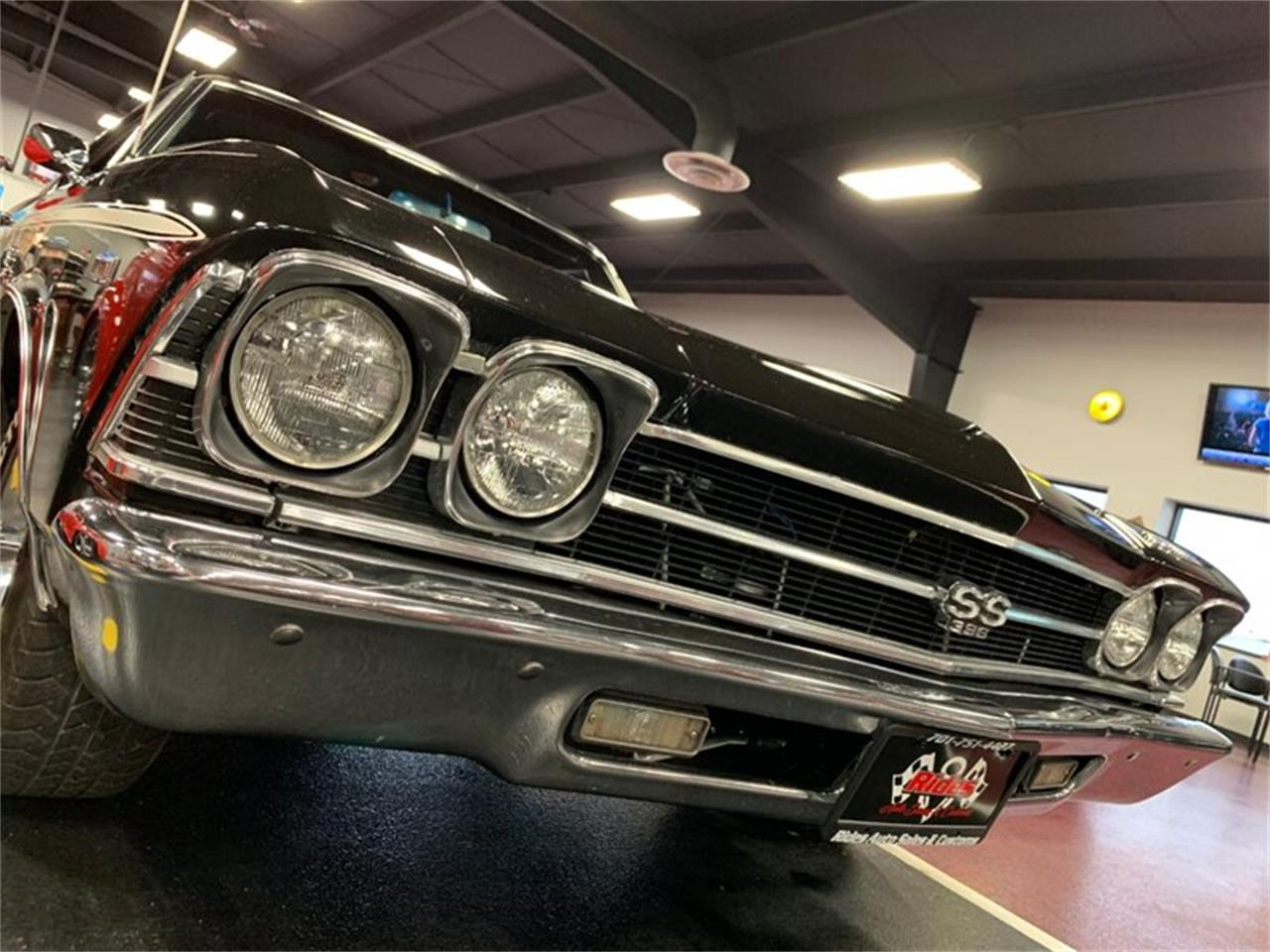 Large Picture of 1969 Chevrolet Chevelle SS - Q48X