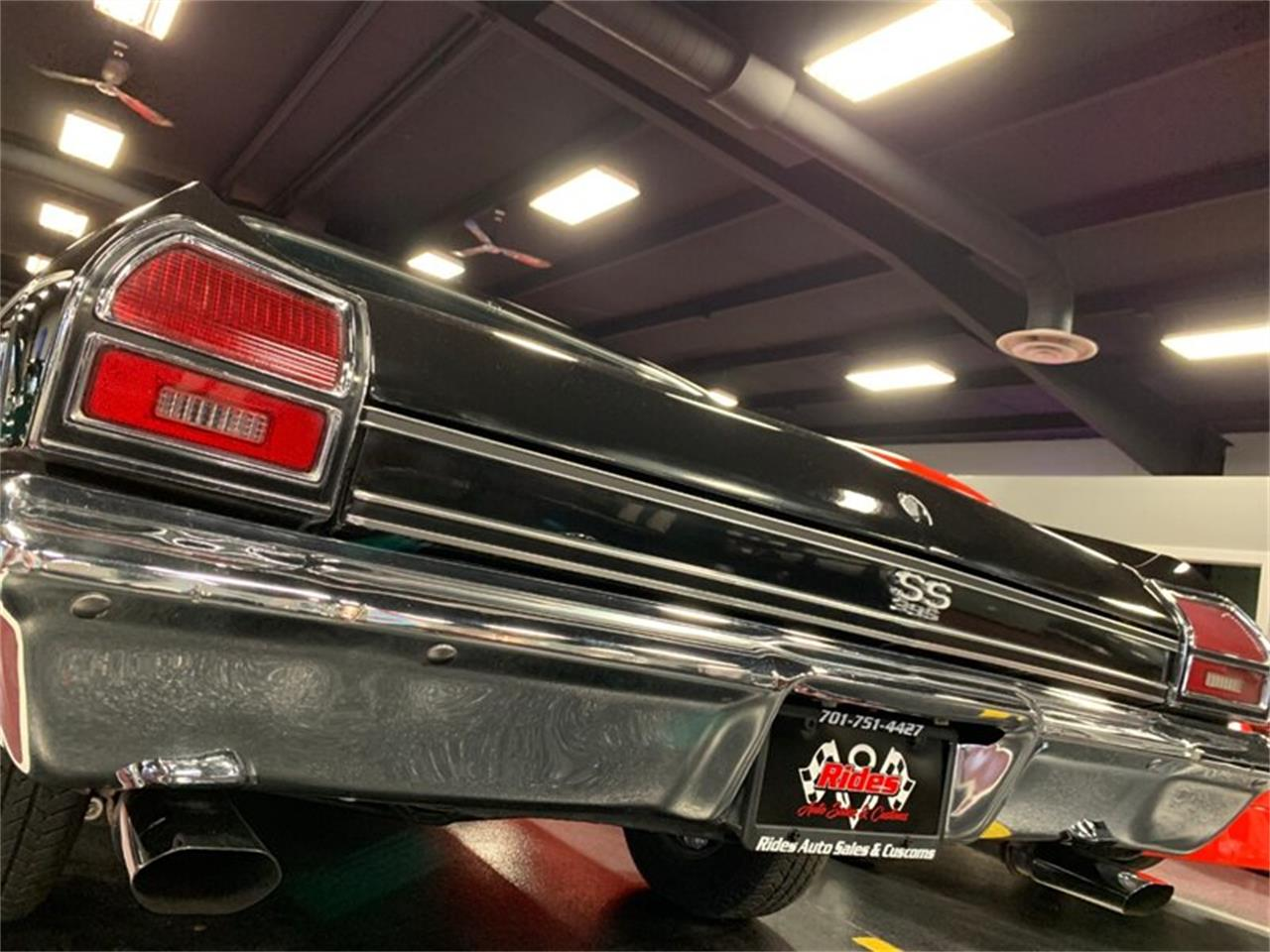 Large Picture of '69 Chevrolet Chevelle SS - Q48X