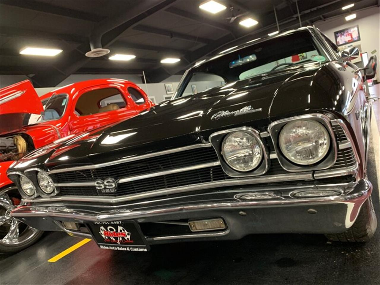 Large Picture of Classic 1969 Chevelle SS located in North Dakota Offered by Rides Auto Sales - Q48X