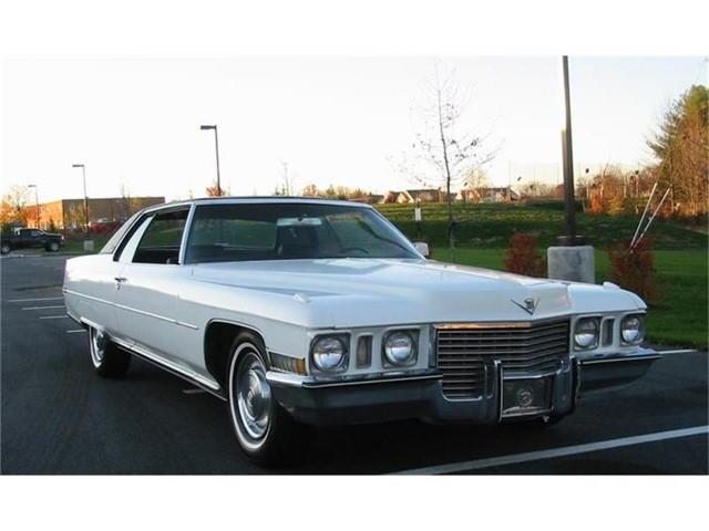 Picture of '72 Coupe DeVille - Q48Y