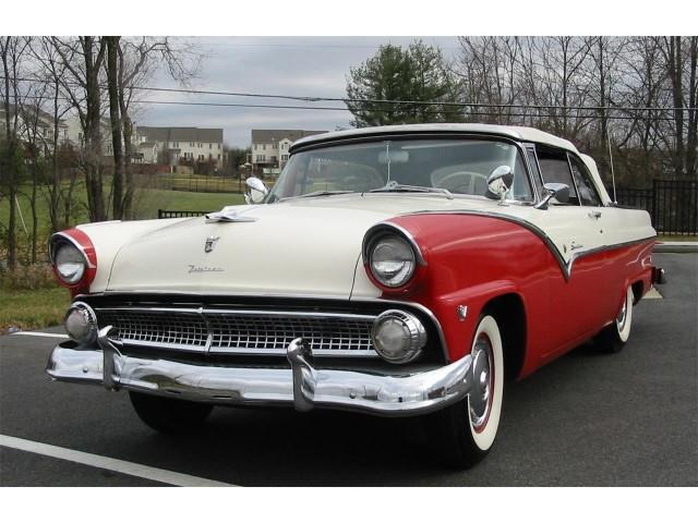Picture of '55 Ford Fairlane located in West Virginia - $38,500.00 - Q490