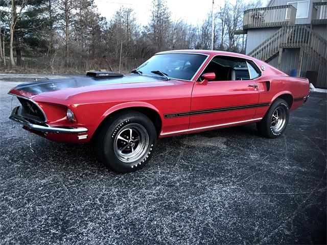 Picture of '69 Mustang - Q495