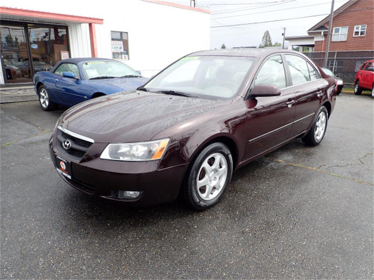 For Sale 2006 Hyundai Sonata In Tacoma Washington