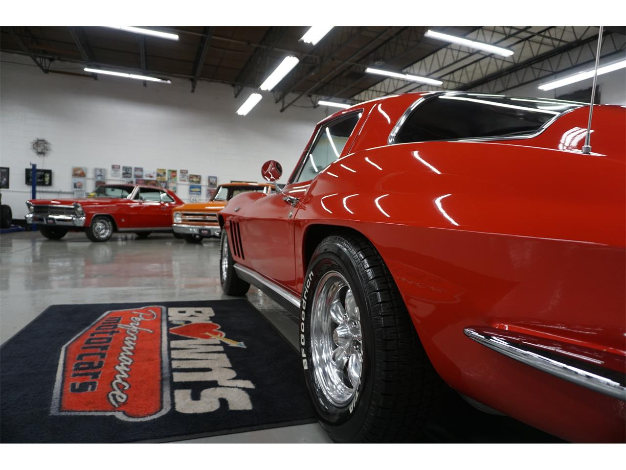 Large Picture of '66 Corvette - Q49A
