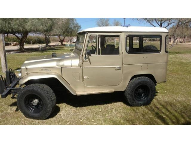 Picture of '66 Land Cruiser FJ - Q49N