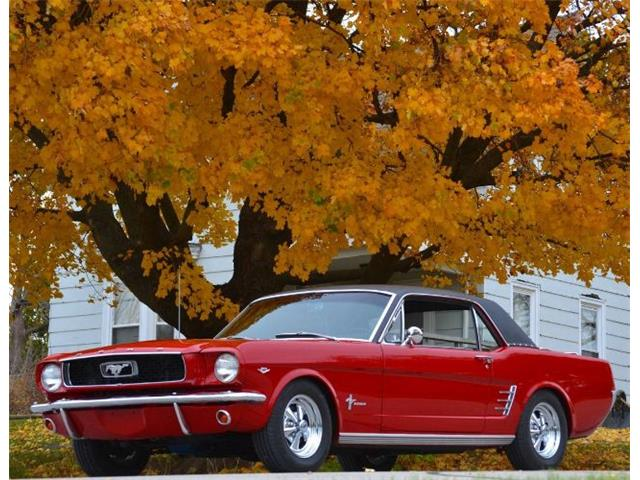 Picture of '66 Mustang - Q49P