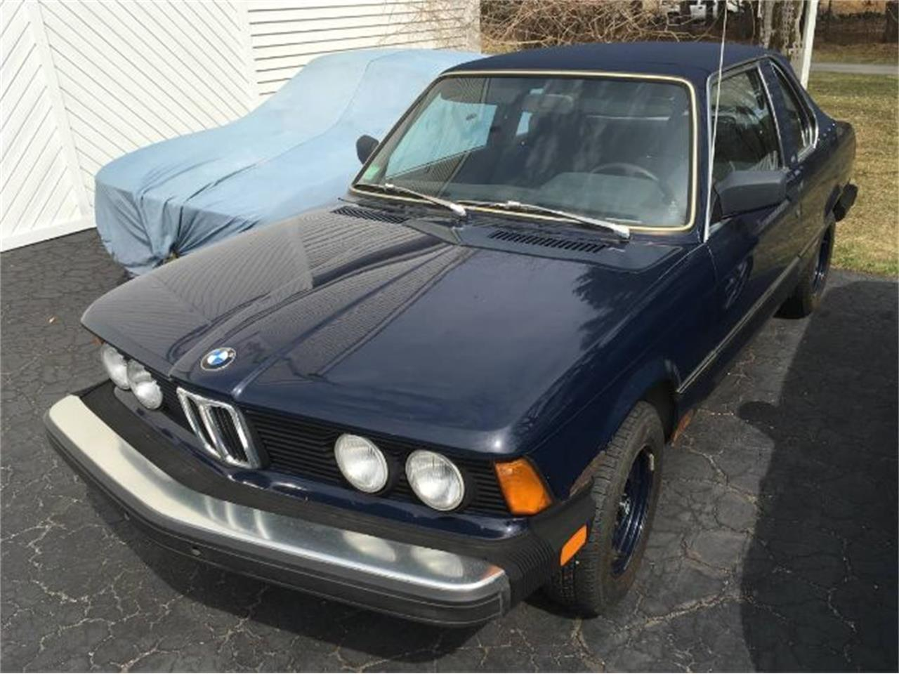 For Sale: 1983 BMW 325i in Cadillac, Michigan