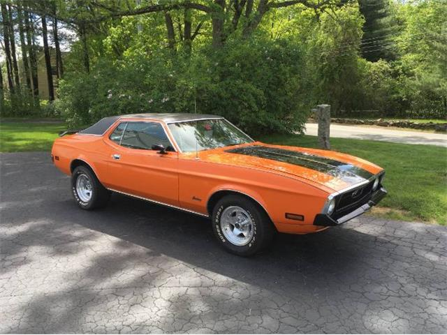 1972 Ford Mustang for Sale on ClassicCars com on ClassicCars com