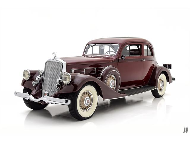 Picture of Classic '35 Pierce-Arrow 1245 - $375,000.00 Offered by  - PYB0