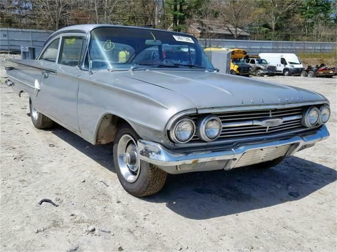 Large Picture of '60 Bel Air - Q4A0