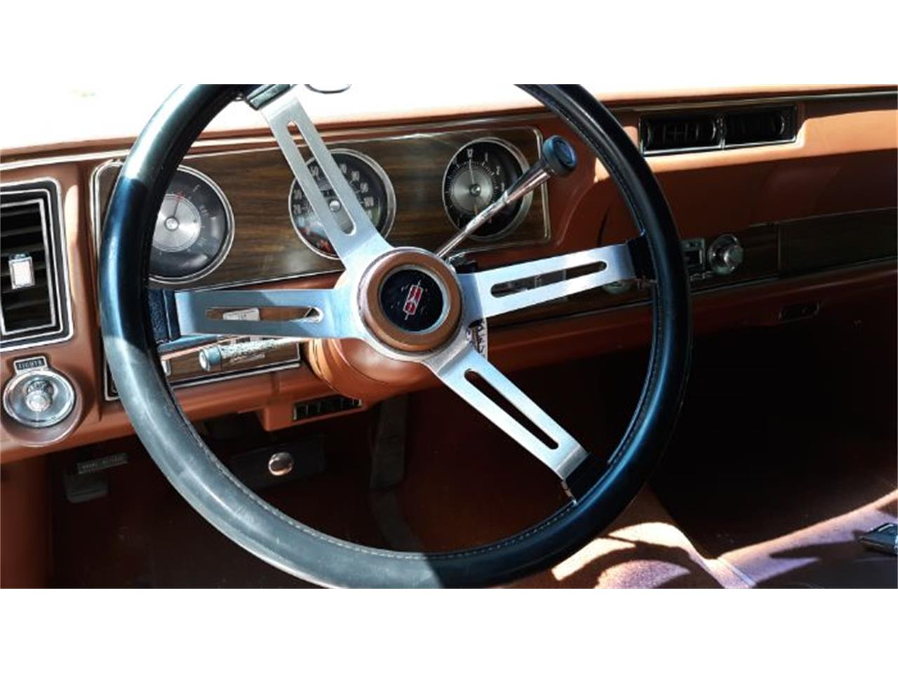 Large Picture of 1971 Oldsmobile Cutlass located in Cadillac Michigan - $44,495.00 - Q4AH